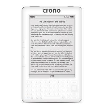 Crono C06 e-book; CREB61