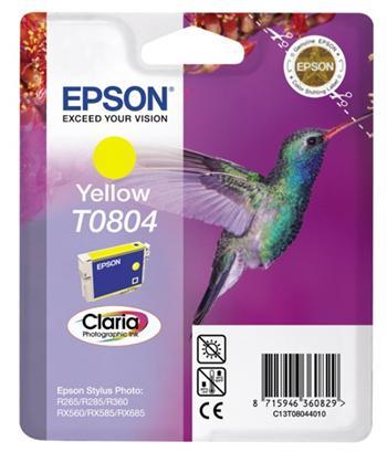 Epson T0804; C13T08044011