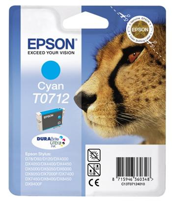 Epson T0712; C13T07124011