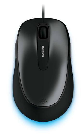 Microsoft Comfort Mouse 4500 Lochnes Grey; 4FD-00024