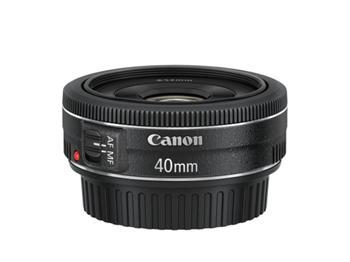 Canon objektiv EF 40mm f/2.8 STM; 6310B005