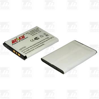 Baterie pro Sony Ericsson J300, J300i, J300a, J300c, K150i, K310i, K320i, K510i, K810i, T250i, T280i, W200, Li-ion, 650mAh