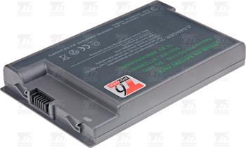 T6 power baterie SQ-1100, SQ-2100, SQU-202, BTP-650, 4UR18650F-2-QC-ZG1, BTP-800SY, BTT2303001, BT.FR103.001, BT.FR103.002, BT.FR1