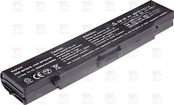 T6 power baterie VGP-BPS9/B, VGP-BPS9A/B, VGP-BPS9B, VGP-BPS10; NBSN0030
