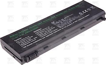 T6 power baterie PA3420U-1BAC, PA3420U-1BAS, PA3420U-1BRS, PA3450U-1BRS, PABAS059, PA3506U-1BRS; NBTS0055