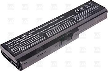 T6 power baterie PA3635U-1BRM, PA3635U-1BAM, PA3634U-1BAS, PA3638U-1BAP, PA3817U-1BAS, PA3818U-1BRS, PABAS117, PABAS228, PA3780U-1BRS; NBTS0075