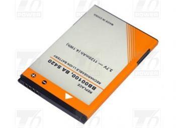 T6 power baterie BA S420, 35H00134-09M, BB00100, BB96100