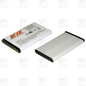 Baterie pro Nokia 6300, 1100, 3650, 6230, Li-ion, 1300mAh; MTNK0002