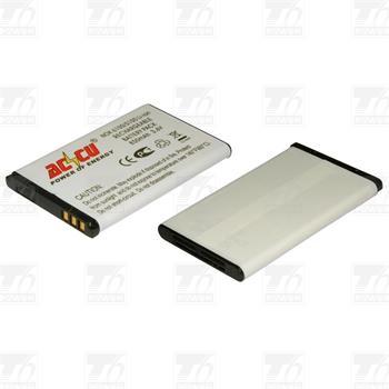 Baterie pro Nokia 6100, 6300, 2650, 2652, 3500 classic, 5100, 6101, 6102, Li-ion, 950mAh
