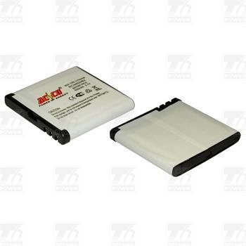 Baterie pro Nokia 6500 Slide, 6220 classic, 8600, 5700, 7390, 6290, 6110 Navigator, Li-Poly, 800mAh