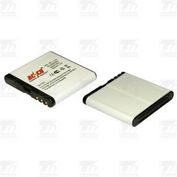 Baterie pro Nokia N81, N82, E51, Li-ion, 1100mAh; MTNK0032