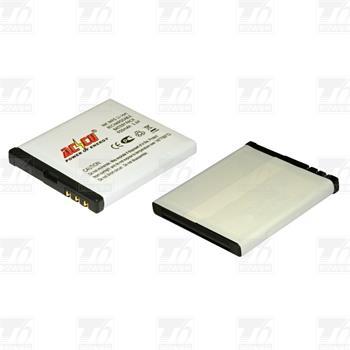 Baterie pro Nokia N95, N96, E65, Li-ion, 1100mAh