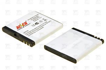 Baterie pro Nokia N85, Li-ion, 1300mAh