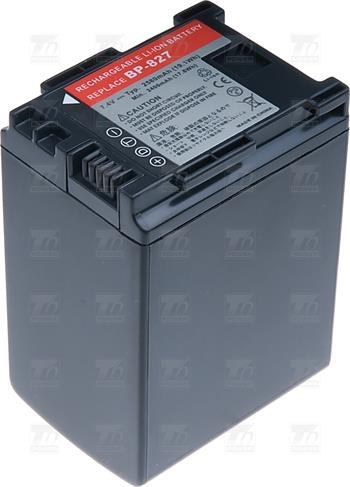 T6 power baterie BP-809, BP-819, BP-827