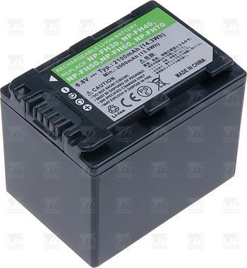 T6 power baterie NP-FH30, NP-FH40, NP-FH50, NP-FH60, NP-FH70; VCSO0051