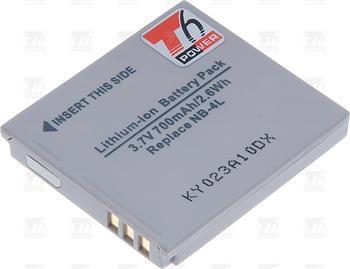 T6 power baterie NB-4L; DCCA0004