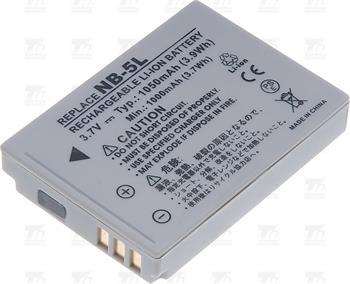 T6 power baterie NB-5L; DCCA0010