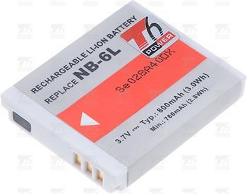 T6 power baterie NB-6L; DCCA0013