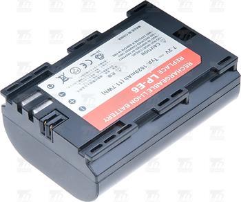 T6 power baterie LP-E6; DCCA0017