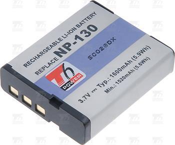 T6 power baterie NP-130; DCCS0010