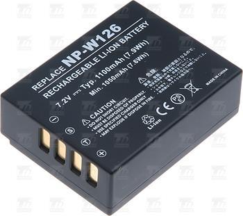 T6 power baterie NP-W126; DCFU0014