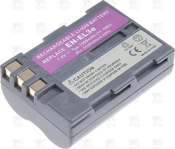 T6 power baterie EN-EL3e; DCNI0009