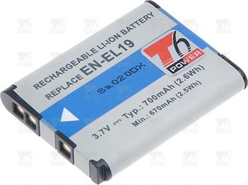 T6 power baterie EN-EL19; DCNI0014