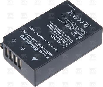 T6 power baterie EN-EL20; DCNI0015