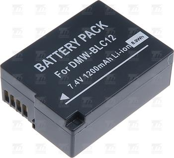 T6 power baterie DMW-BLC12E, DMW-BLC12; DCPA0022
