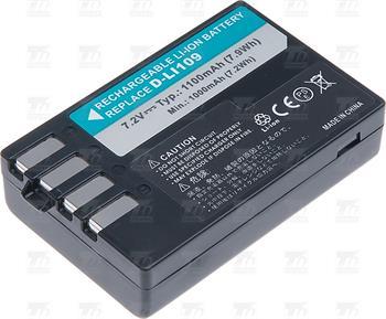 T6 power baterie D-Li109; DCPE0002