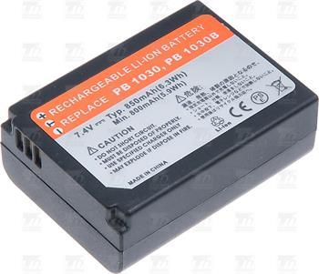 T6 power baterie BP1030, BP1030B; DCSA0017