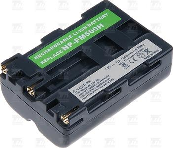T6 power baterie NP-FM500H; DCSO0024