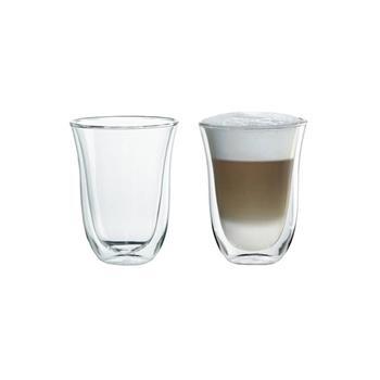 DELONGHI sklenice na Latte macchiato; Sklenice Latte macchiato