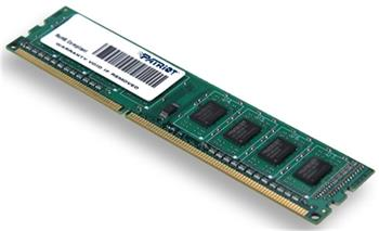 PATRIOT 4GB DDR3 (1333Mhz) CL9, (512x8)s chladičem