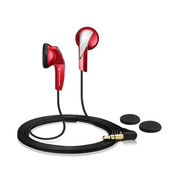 SENNHEISER MX365 red ; mx365red