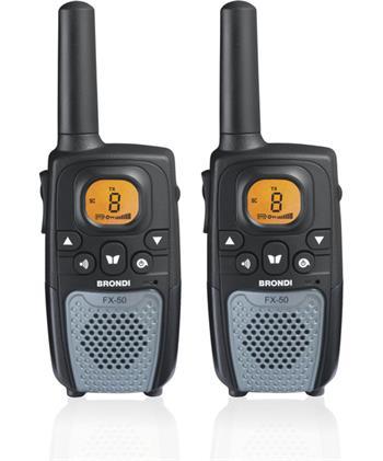 Brondi PMR vysílačky FX-50 TWIN