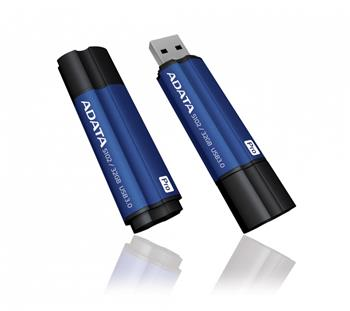 A-data S102 64GB, šedý; AS102P-64G-RGY