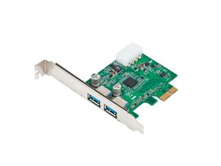 GEMBIRD Řadič do PCI-Express, USB 3.0, 2 porty; UPC-30-2P
