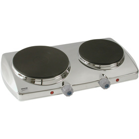 Sencor SCP 2251 elektrický vařič dvouplotýnkový; 40006584
