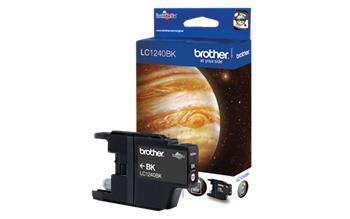 Brother LC-1240BK - originální; LC1240BK