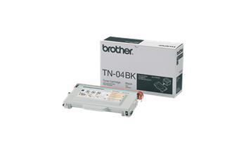 Brother TN-04BK - originálníBrother TN-04BK - originální; TN04BK