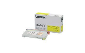 Brother TN-04Y - originálníBrother TN-04Y - originální; TN04Y