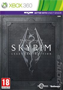 X360 The Elder Scrolls V: Skyrim Legendary Edition