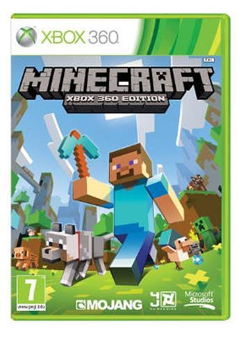 X360 Minecraft