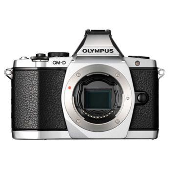 Olympus E-M5 body silver