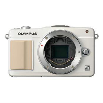 Olympus E-P5 bílý + objektiv 14-42 mm černý; V204051WE000