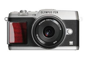 Olympus E-P5 silver WOOD Kit + objektiv 14-42 mm black (V204051SE010); V204051SE010