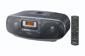 PANASONIC RX-D55AEG-K - radiomagnetofon
