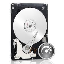 WD Scorpio Black 500GB HDD; WD5000BPKX
