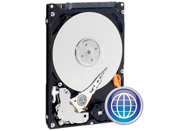 WD Scorpio Blue 500GB HDD
